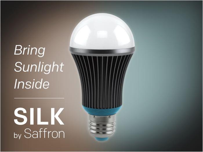 لامپهای Silk LED با قابلیت شبیهسازی نور طبیعی خورشید